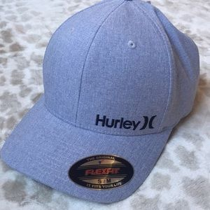 NWT Hurley Flex Fit Hat Sz Small-Medium